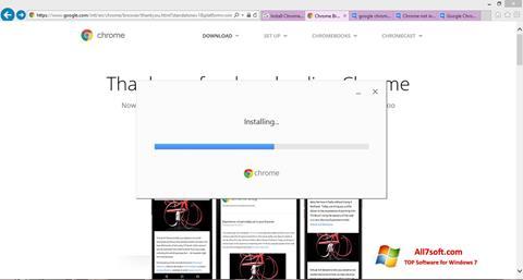 Download Google Chrome Offline Installer for Windows 7 (32/64 bit) in  English