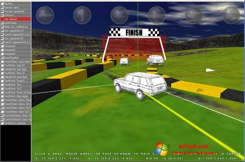 Screenshot 3D Rad for Windows 7