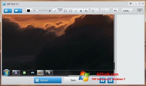 Screenshot QIP Shot for Windows 7
