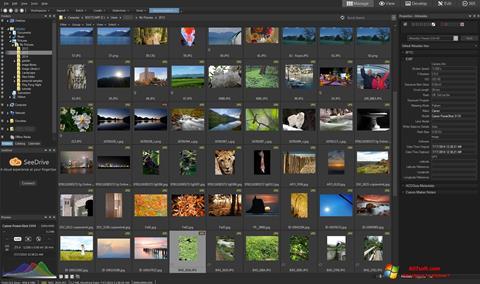 Screenshot ACDSee Pro for Windows 7
