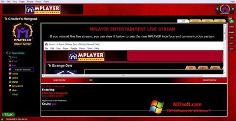 Screenshot MPlayer for Windows 7