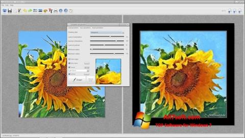 Screenshot FotoSketcher for Windows 7