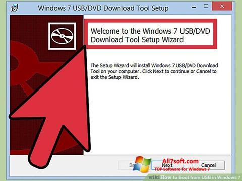 Download Windows 7 USB DVD Download Tool for Windows 7 (32/64 bit