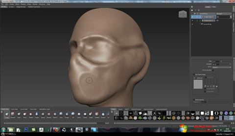 Screenshot Mudbox for Windows 7
