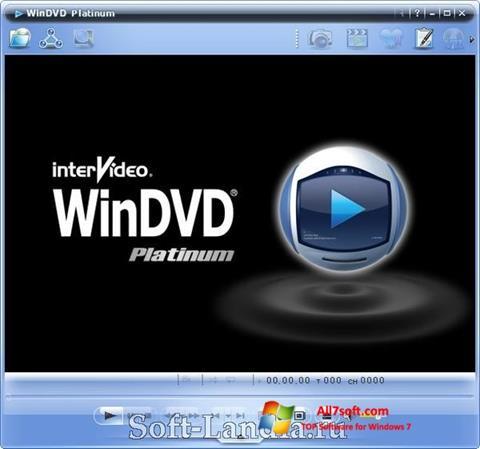 Screenshot WinDVD for Windows 7