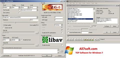 Screenshot iuVCR for Windows 7
