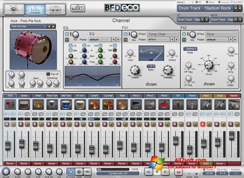Screenshot Echo for Windows 7