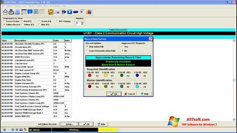 Screenshot ScanTool for Windows 7