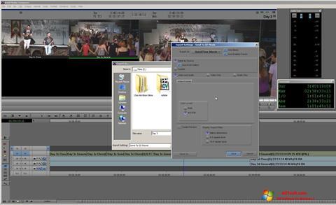 Screenshot Avid Media Composer for Windows 7