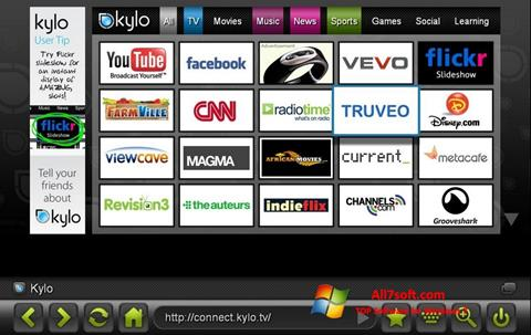 Screenshot Kylo for Windows 7