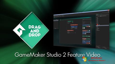 Screenshot Game Maker for Windows 7