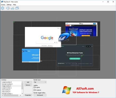 Screenshot PlayClaw for Windows 7