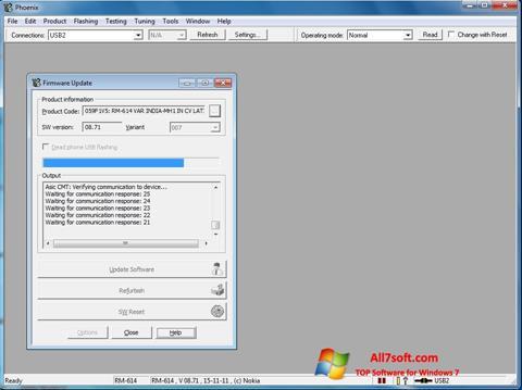 Screenshot Phoenix for Windows 7