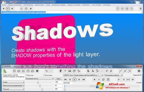 Screenshot BluffTitler for Windows 7