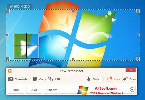 Screenshot ScreenShot for Windows 7