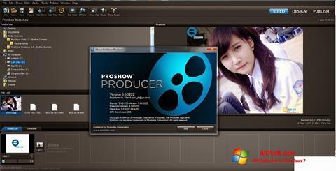 Screenshot ProShow Producer for Windows 7